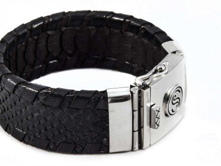 Segoya Bali hoog zilvergehalte armband, handgemaakt in Bali.