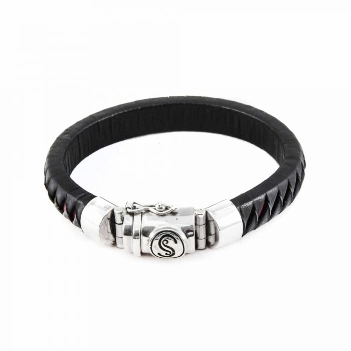 Segoya Hewai hoog zilvergehalte armband, handgemaakt in Bali.