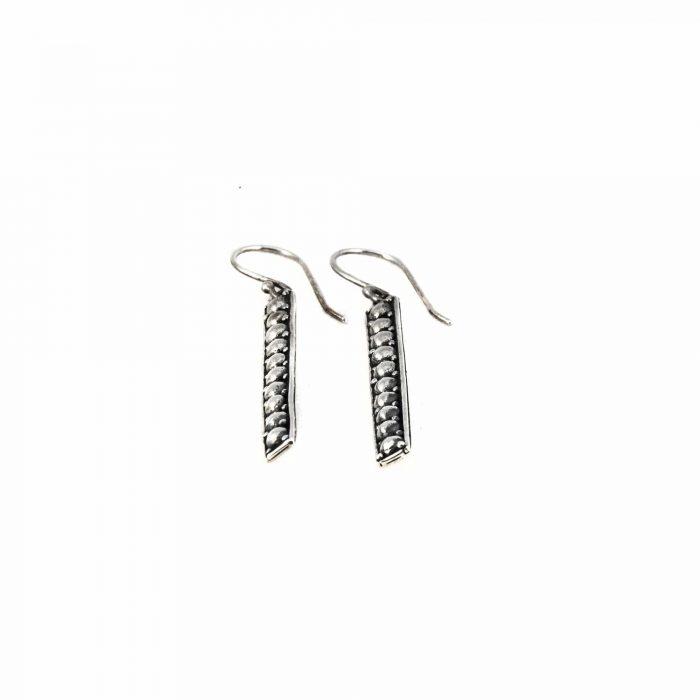 Segoya Senur zilveren oorbellen uit Bali