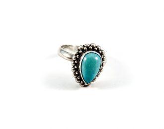 Segoya Turquoise Drop
